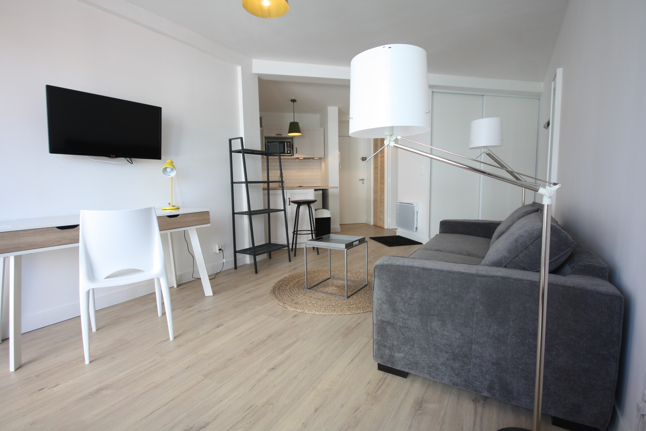 investissement location meublee toulouse